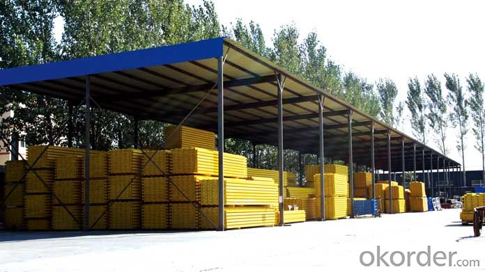 Timber Beam Formwork  for Construction from China