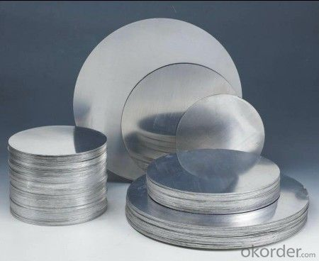Mill Finished Aluminium Circle for Kitchen Cookware