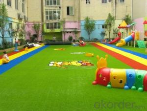 Artificial Turf Playgrounds For Kids Safty