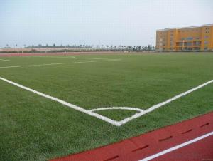 Artificial Grass for Football with PP/PE