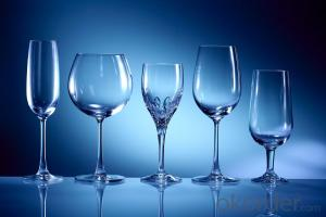 Glassware  Wine Drinking  Glass Cup Glassware for Red wine Ice Cream Cup Wholesale