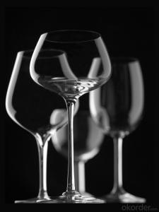Lead Free Crystal Wine Glass,Drink Glassware,Stemware