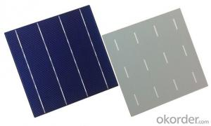 Solar Cells A Grade and B Grade 3BB and 4BB with High Efficiency 18.6%