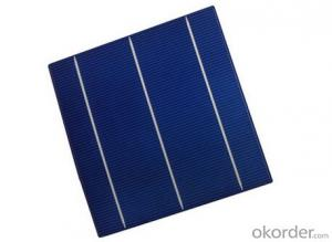 Solar Cells A Grade and B Grade 3BB and 4BB with High Efficiency 18.2%