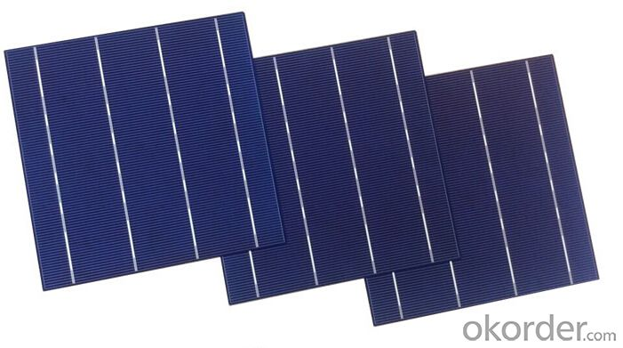 Solar Cells A Grade and B Grade 3BB and 4BB with High Efficiency 19.7%