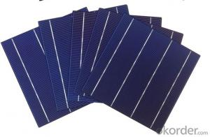 Solar Cells A Grade and B Grade 3BB and 4BB with High Efficiency 19.1%