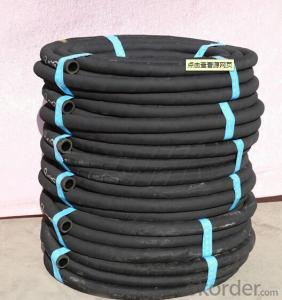 Rubber Hose with Oxygen and Heat Resistance