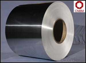Aluminum Coil Stock used for Aluminum Foil