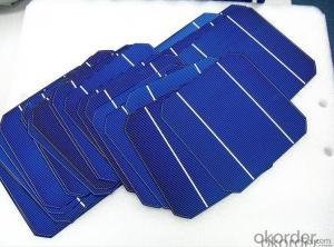Solar Cells A Grade and B Grade 3BB and 4BB with High Efficiency 17.6%