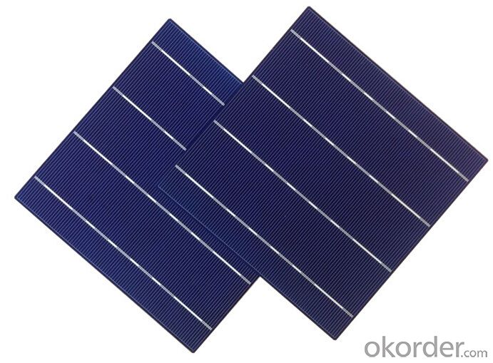 Solar Cells A Grade and B Grade 3BB and 4BB with High Efficiency 19.2%