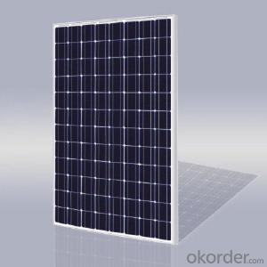 Poly solar energy panel 260w for hot selling