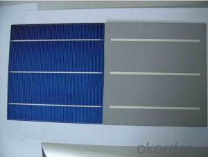Solar Cells A Grade and B Grade 3BB and 4BB with High Efficiency 19.3%