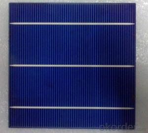 Solar Cells A Grade and B Grade 3BB and 4BB with High Efficiency 18.3%