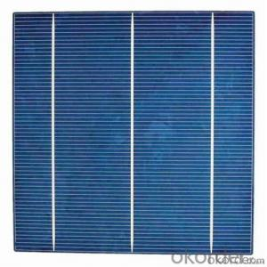Solar Cells A Grade and B Grade 3BB and 4BB with High Efficiency 20.1%