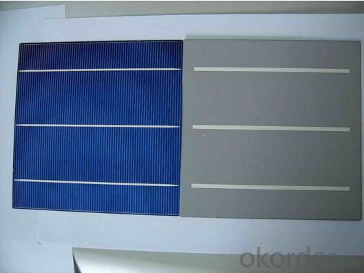 Solar Cells A Grade and B Grade 3BB and 4BB with High Efficiency 19.5%