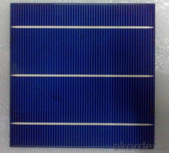 Solar Cells A Grade and B Grade 3BB and 4BB with High Efficiency 18.4%