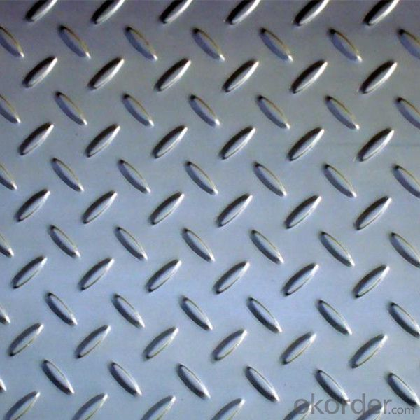 Prime Hot Rolled Chequered Steel Sheets China