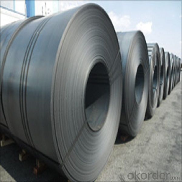Prime Hot Rolled Steel Sheets in Coils SS400 Grade