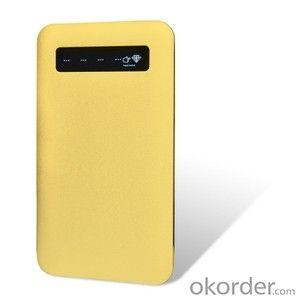 Ultrathin Portable Mobile Power 4000mAh Power Bank