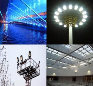 80W waterproof led outdoor flood lights with UL/CE Certification