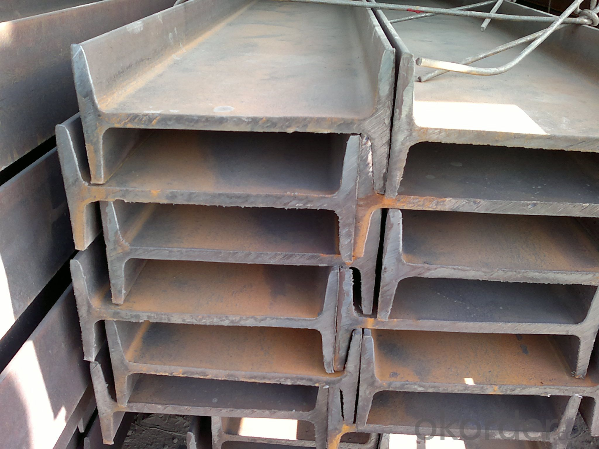 Hot Rolled Steel I-Beam with good quality from china