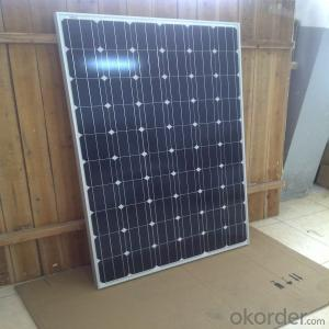 High Power 200W/27V Poly Solar Panel for Roof
