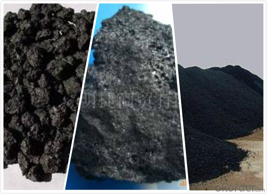 China Supplier Calcined Petroleum Coke as Carbon Additive