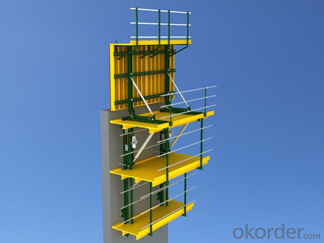 hydraulic system, Auto-climbing Formwork from China