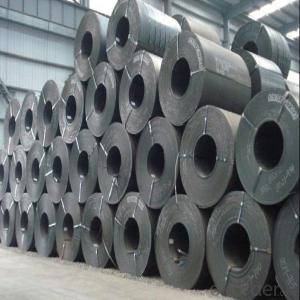 Prime Hot Rolled Steel Sheets in Coils Q235 Grade