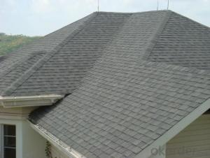3-tab Dimensional Asphalt Shingles for Roofing