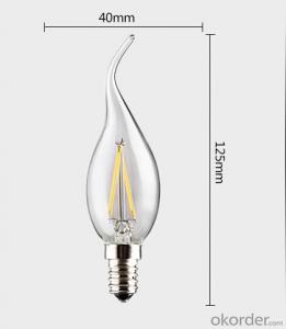 Cartion Filament Vintage Edison Diammable Led Bulb Lights
