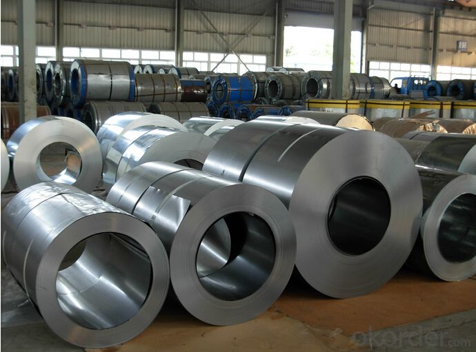 Colled Rolled Steel Coil from China of Best Price