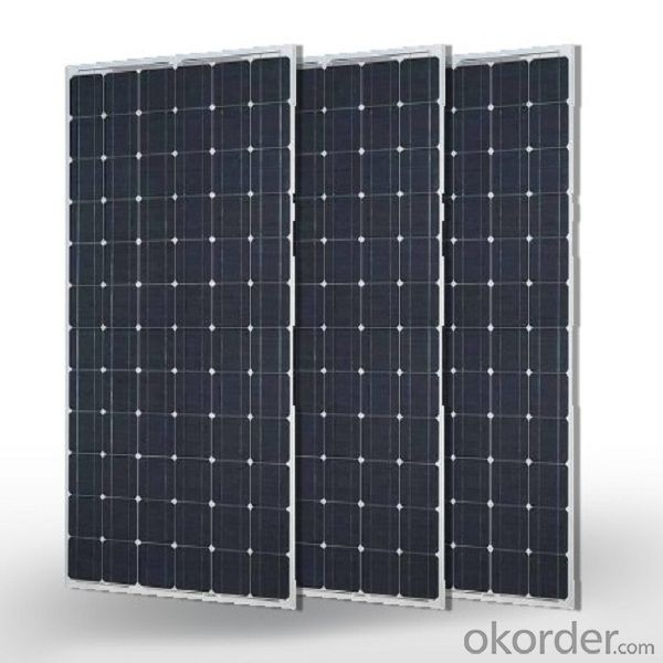 SOLAR PANELS MONO 250W SOLAR POWER FACTORY in CHINA