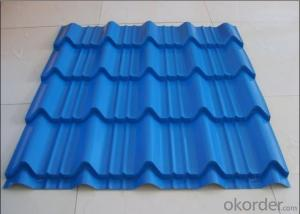 Best Quality of Corrugated PPGI from China