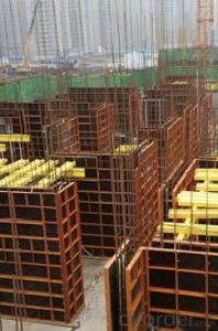 Steel Frame Formwork-Column Formwork from CNBM China