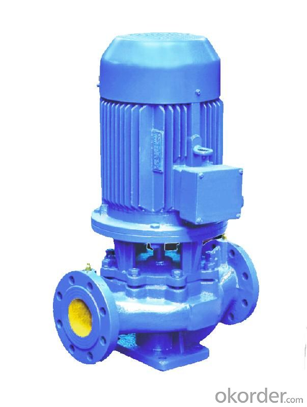 Cast  Aluminum Vertical Pipeline Water  Centrifugal Pump