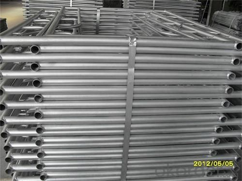 Frame Scaffolding Size Hight quality  for Formwork