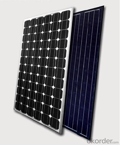 300W CNBM Solar Monocrystalline Series V (295W—305W)