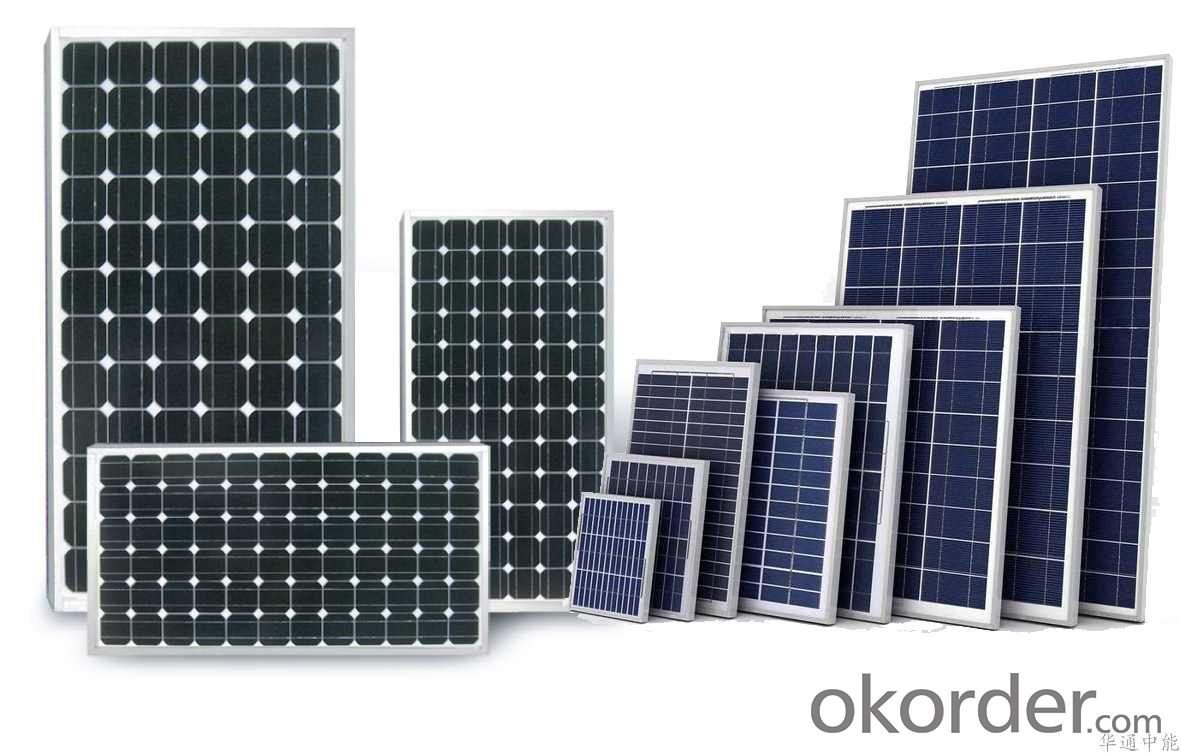 250watt CNBM Solar Polycrystalline Series II (250W—260W)