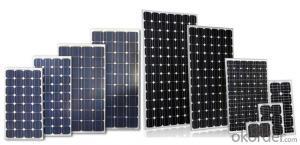 270W CNBM Solar Monocrystalline Series (250W—270W)