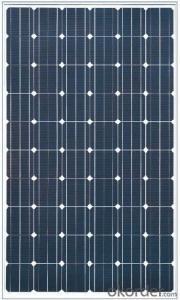 260watt CNBM Solar Polycrystalline Series II (250W—260W)