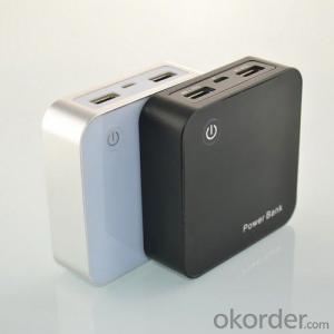 6600mAh Portable Charger Mobile Power Bank