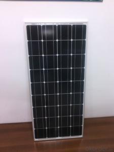 250 CNBM Solar Monocrystalline Series (250W—270W)