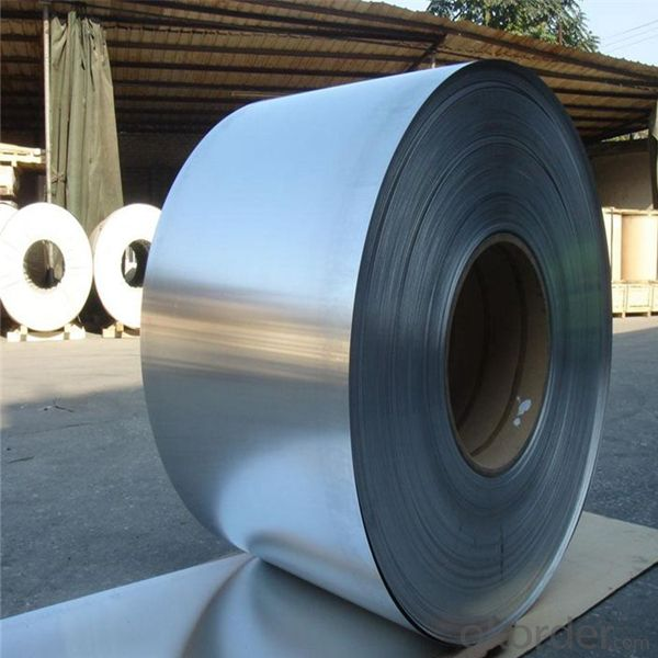 Stainless Steel Coils Cold Rolled NO.2B Finish Grade 304,304L,316,316L from China Suppilier
