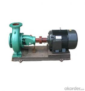 Cast Iron High Pressure Centrifugal Pump