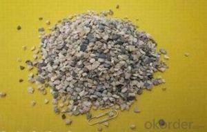 China supplier 85% Calcined Bauxite With Low Price