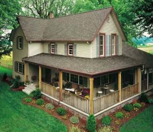 Fiberglass Architectural Goethe Asphalt Roofing Shingle