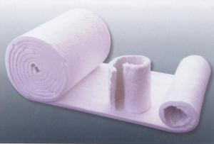 Ceramic Fiber Blanket Standard 1260C Thermal Insulation