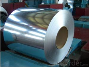 Hod Dip Full Hard Galvanized Gi Steel  Coil
