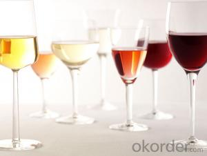 Wine Glasses of Champagne Cup of  WhiteHigh-End Wine Glasses of Champagne Cup